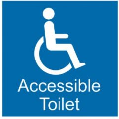 The world of accessible toilets